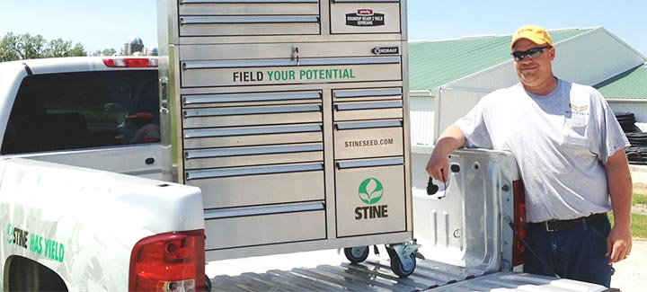 "Stine Seed Company Gives Growers a Chance to ""Field Your Potential"""